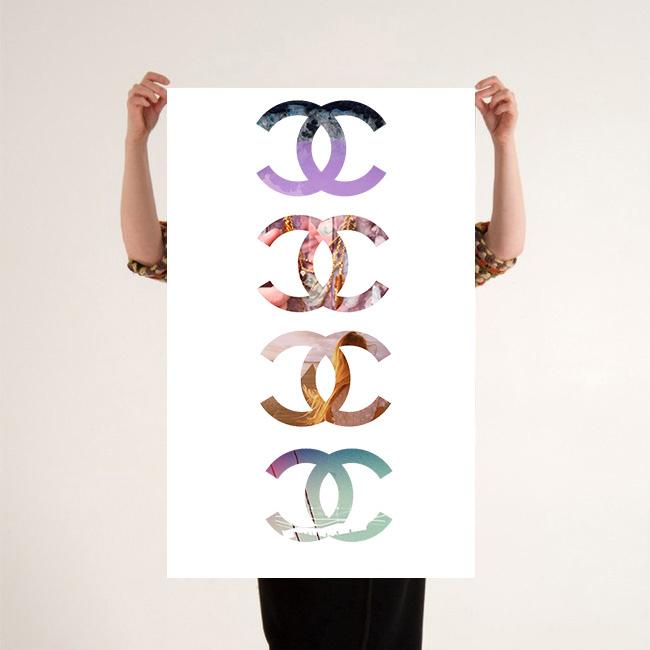 Chanel projet personnel Laura john's Quemerais