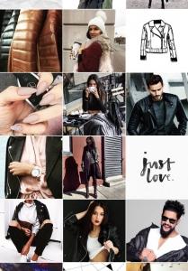 Instagram fashion par Laura john's Quemerais